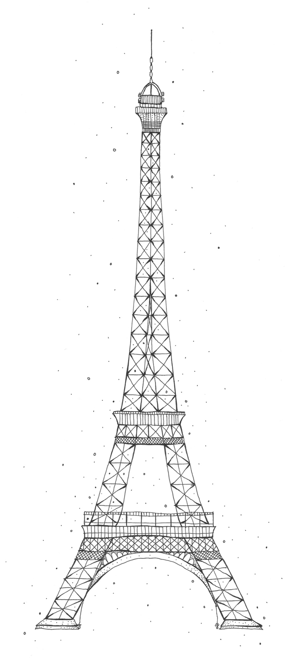 Eiffel tower prt voyager eiffel tower altavistaventures Choice Image
