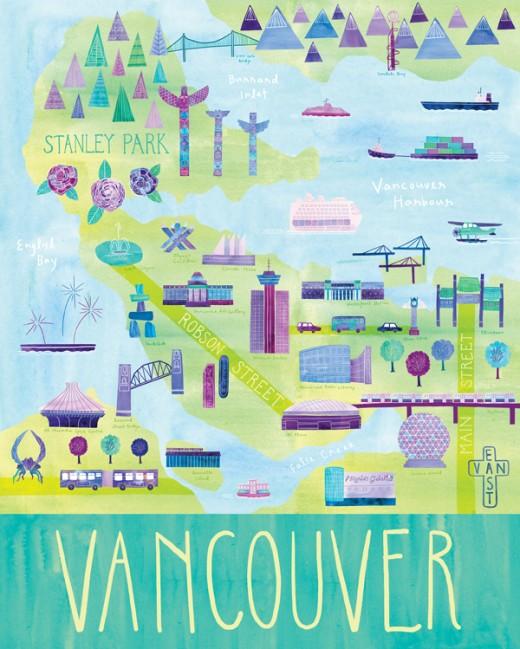 Vancouvermap