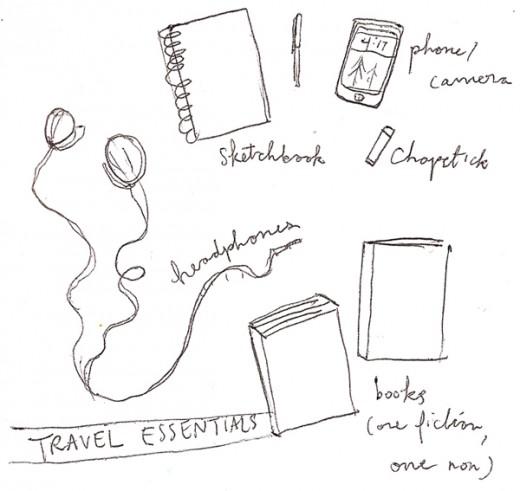 essentialssketch