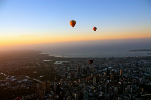 Melbourne Sunrise _ CAmorose