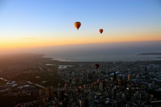 Melbourne Sunrise _ CAmorose