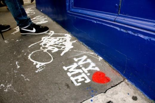 Paris Graffiti _ CAmorose