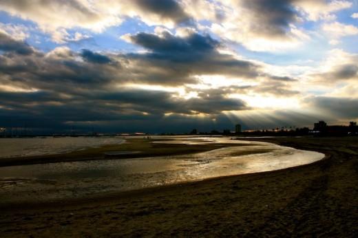 St Kilda Sunset _ CAmorose