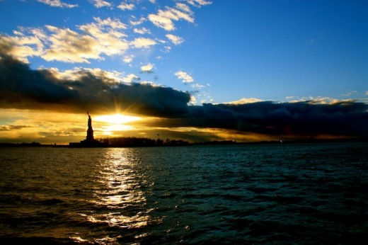 Statue of Liberty _ CAmorose