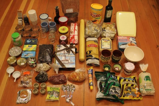 loot from turkey bulgaria france italy