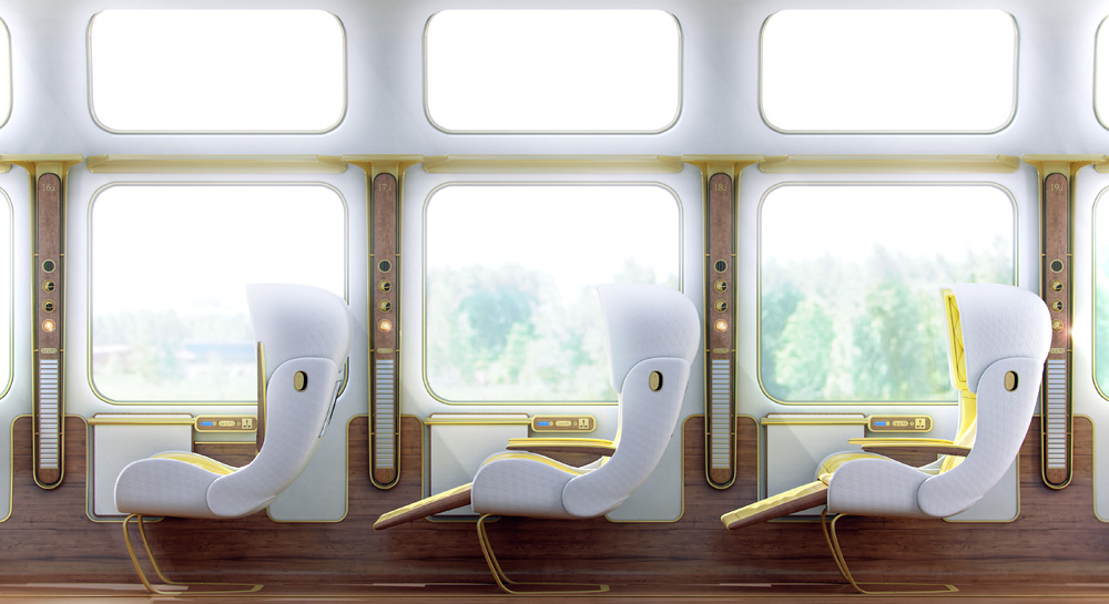 The Future of Train Travel | Prêt à Voyager
