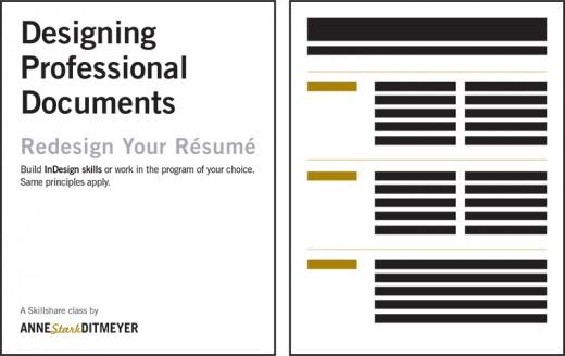 Skillshare-resume-redesign