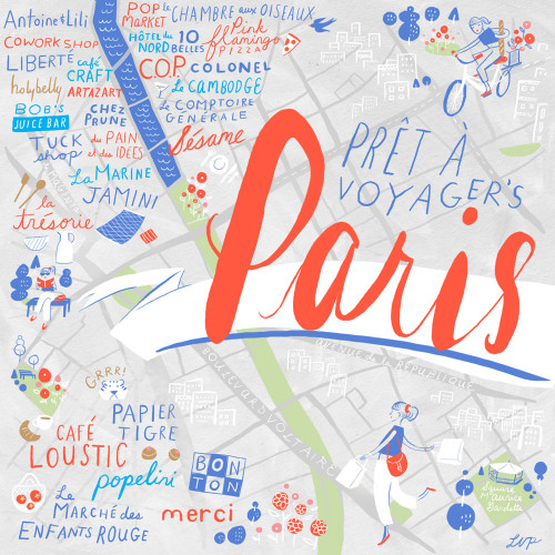 Paris_map_libbyvanderploeg-500x500
