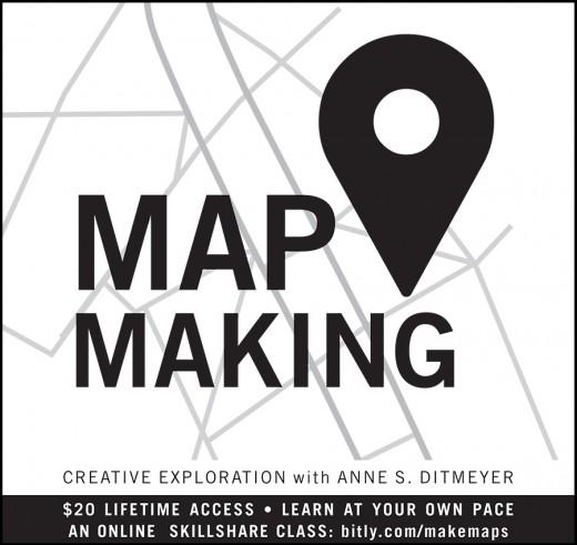 Skillshare-MapMaking