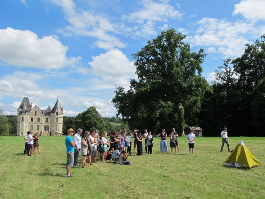 pretavoyager-boisbuchet-chateau-tent