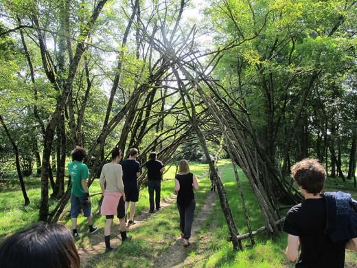 pretavoyager-boisbuchet-treewalk