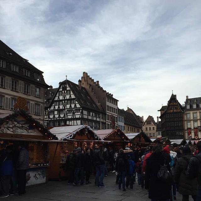 Christmas in paris pr t voyager - Bureau change strasbourg ...