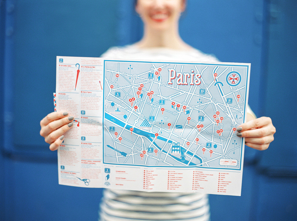 Sign up for my monthly Navigate Paris newsletter!