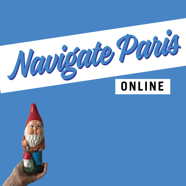 Navigate Paris Online