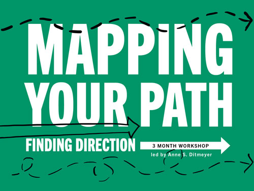 Mapping Your Path: Finding Direction starts Feb 5th!